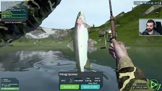 Ultimate Fishing Simulator #1 - PREMIERA!