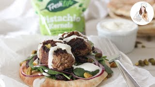 Lamb and Pistachio Koftas Recipe