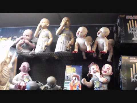Spirit Halloween Dolls And Zombie Demon Baby S C