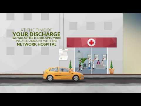 Cashless claims. Planned hospitalization. Kotak Mahindra General Insurance Company Limited.