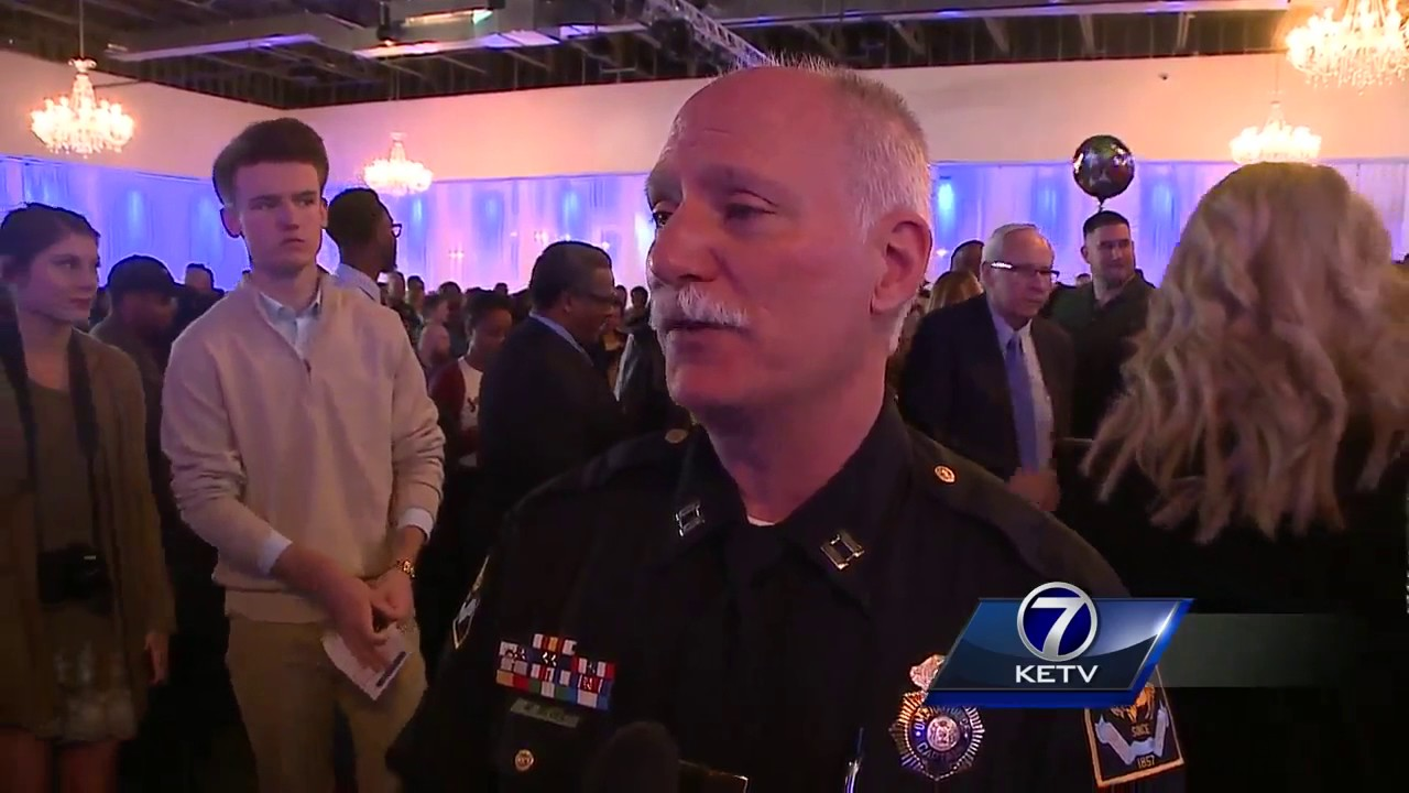 Omaha Police Department swears in 52 new graduates Friday