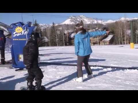 HG Adaptive Sports with the Idaho School for the Deaf and Blind (ISDB)