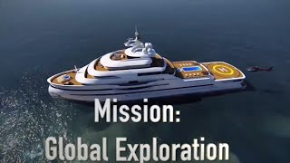 Yacht Mission - Global Exploration