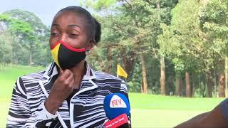 UGANDA LADIES OPEN: Lefty Mbaguta wary of elite field of Ugandan golfers