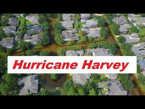 Me And Hurricane Harvey