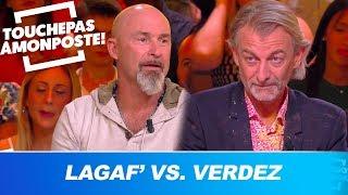 Vincent Lagaf' règle ses comptes avec Gilles Verdez