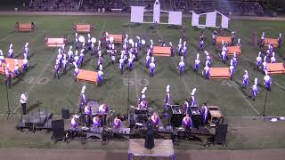 South Jones Marching Band