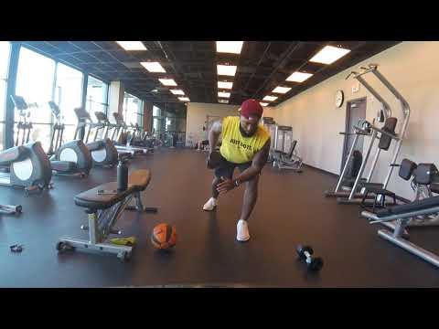 How to do single arm kickstand DB Row