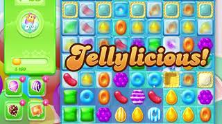 Candy Crush Jelly Saga - Level 447 (HARD)