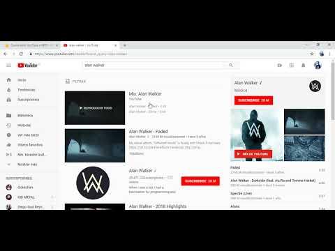 Convertir los videos de youtube en audio MP3 FACIL