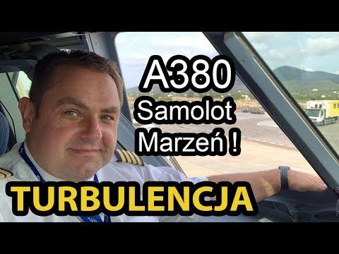 (57) Airbus A380 - Samolot marzeń pilota? Czy aby na pewno?