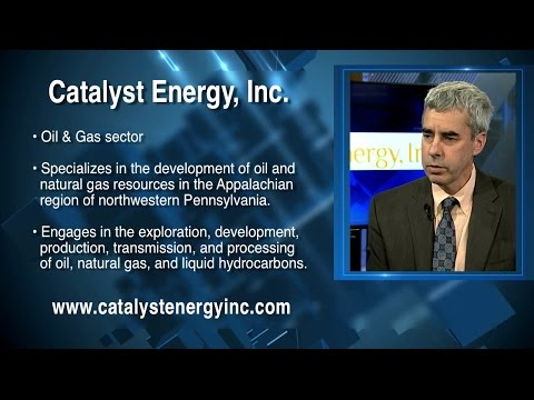 Company Overview: Catalyst Energy, Inc.