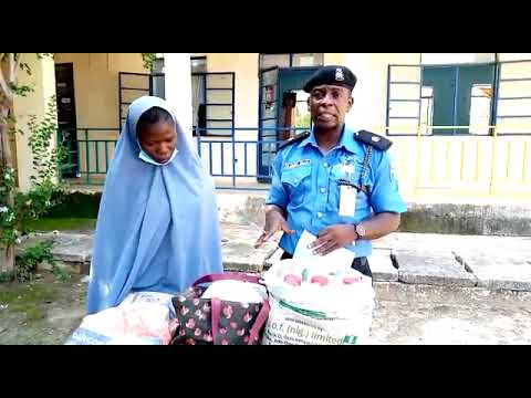 Police arrest female suspects supplying petrol to bandits in Katsina forest