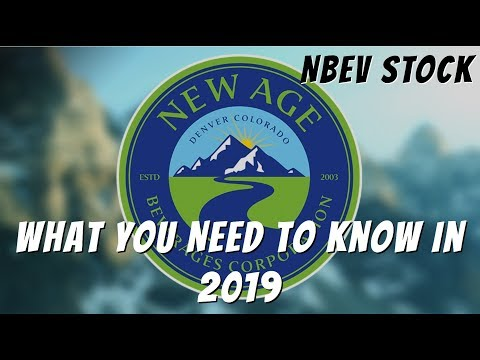 NBEV Stock - (New Age Beverages) - What You Need To Know