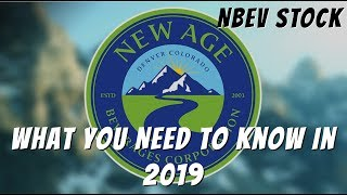 NBEV Stock - (New Age Beverages) - What You Need To Know In 2019