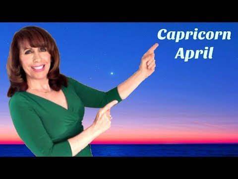 Capricorn April Astrology Your Creating Something New & Exciting