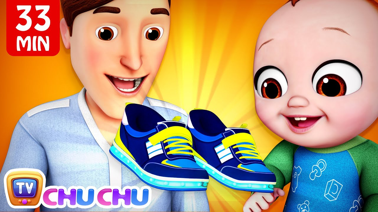 Download *NEW* Baby Shoes Song + More ChuChu TV Baby Nursery Rhymes & Kids Songs