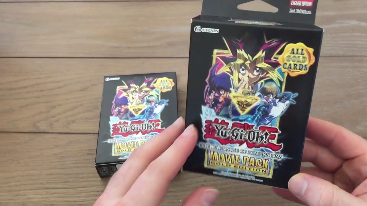 Download Yu-Gi-Oh! The Dark Side of Dimensions Movie Pack Gold Edition