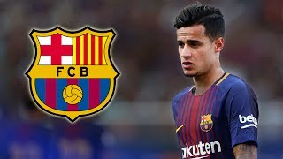 Philippe Coutinho - Welcome to FC Barcelona? - Skills & Goals 2017 HD