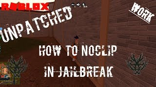 ⚡[UNPATCHED]⚡ HOW TO NOCLIP IN ROBLOX JAILBREAK UPDATE WORK 100% - ROBLOX INDONESIA