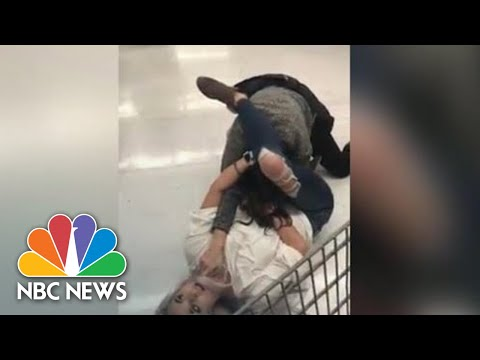 Lynn Hernandez - Fu@king People! Have you ever seen crazy shoppers like this? Where?