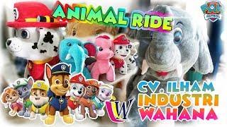 ANIMAL RIDE IIW