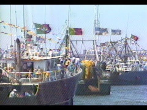 1987 PARADE Of NEW BEDFORD FISHING FLEET