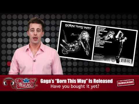 "Lady Gaga ""Born This Way"" Album Finally Released!"