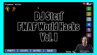 FNAF World Hacks - Vol. 1 | Save File Editing to the Extreme in FNAF World 3D