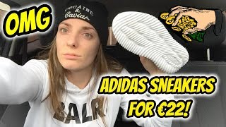 ADIDAS CloudFoam - Only €22 Unboxing & Review
