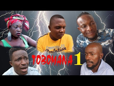 "NOUVEAUTE 2018 ""TOBOMANA Ep 1"" FILM CONGOLAIS, GROUPE LA LIBERTE DE CHATTY LA STARS"