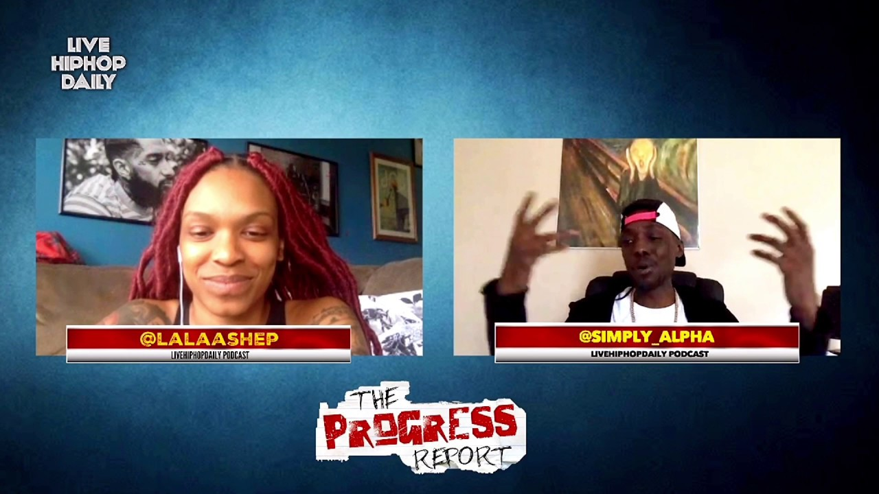 "Full 1 on 1 Interview w/ Lalaa from ""The Progress Report"""