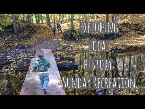 Exploring Local History: Sunday Recreation