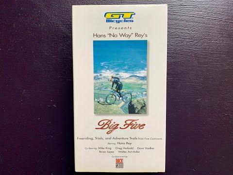 """""""Big Five"""" Hans Rey Video 1997"""