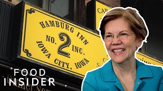 The Iowa Diner Where Every Presidential Candidate Eats During Their Campaign | Legendary Eats