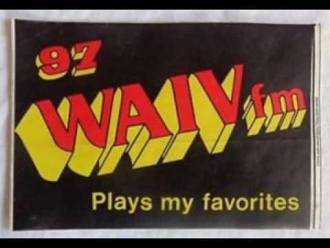 WAIV Wave 97 June 1983 Jacksonville Radio