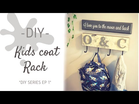 diy-coat-hook-rack-|-personalised-kids-coat-hook-hanger-|-diy-series-|-becca-howell