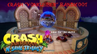 Crash bandicoot 3 Warped (N sane Trilogy) - EL YONKLEIBER APARECE