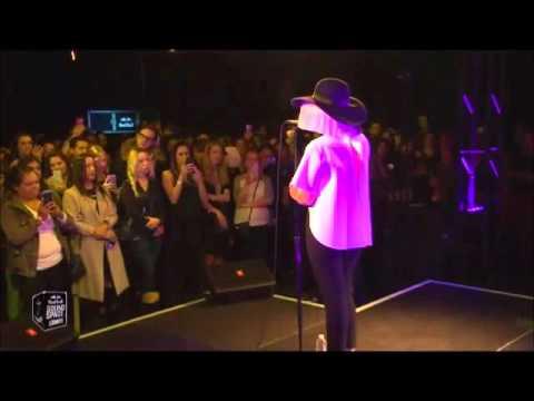 SIA - ELASTIC HEART (Live Sound space 2015)
