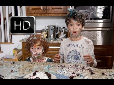 Parental Guidance Clip - The Cake