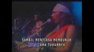CINTA - IWAN FALS - karaoke