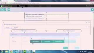 Alfresco Activiti v1.0 Demonstration (BPM)