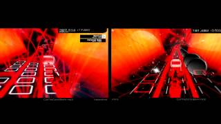 Audiosurf 2 (Game Update 27.05.2014) Song: The Living Tombstone - Cut the Cord (WIP)