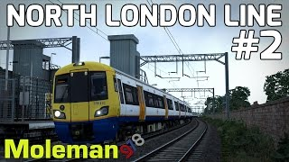 Train Simulator 2016 | North London Line | Class 378 Capitalstar | #2