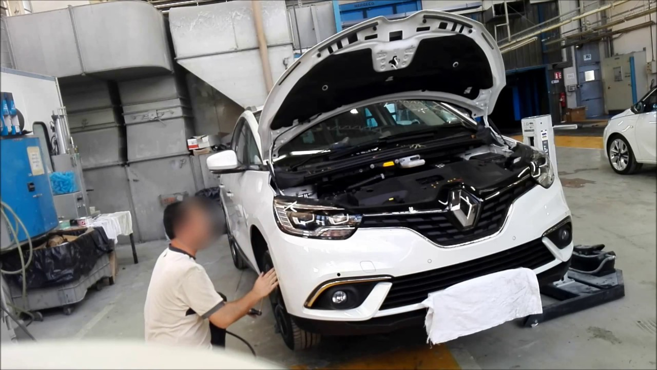 Tuto Demontage Pare Choc Av Renault Scenic 4 Disassembly Front Bumper Renault Scenic 4