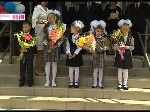 1 сентября в регионе открылись три новые школы