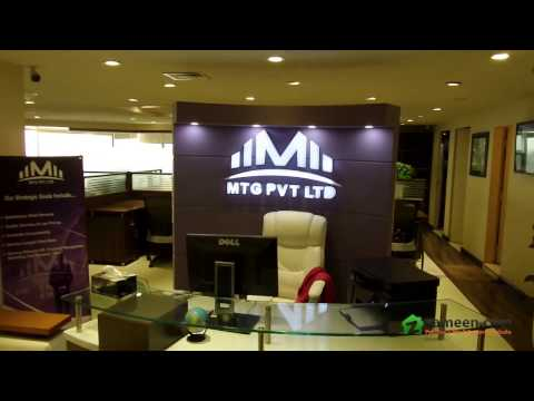 WELL FURNISHED OFFICE AVAILABLE FOR SALE AT SIDDIQ TRADE CENTRE GULBERG LAHORE