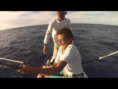 Fishing For Sailfish and Marlin in the Philippines