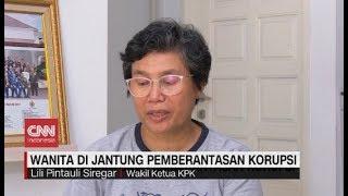 Lili Pintauli Siregar, Wanita di Jantung Pemberantasan Korupsi