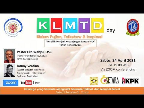 Refleksi bersama di acara KLMTD Day yg dipandu oleh Pst. Eko Wahyu, OSC. (Full Version)